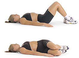 lower back pain treatment exercise
