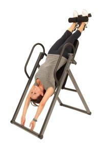 lower back pain treatment exercise inversion table
