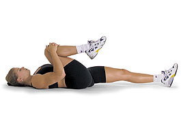 lower back pain treatment stretching exercise