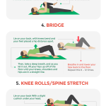 lower back pain exercises and streches